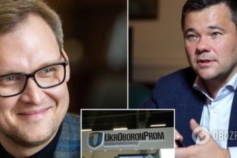 Завод «Укроборонпрому» уп'ятеро переплатив фірмам заступника Богдана
