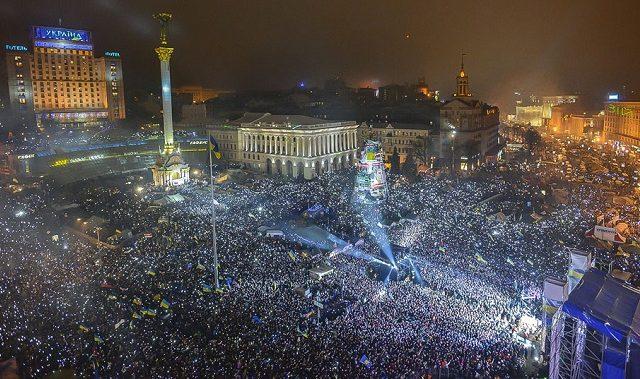 Революція Гідності пільги КМДА Віталій Кличко
