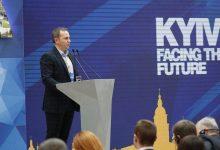 Олександр Свистунов головний архітектор міста Київ на Міжнародному форумі Майбутнє Києва