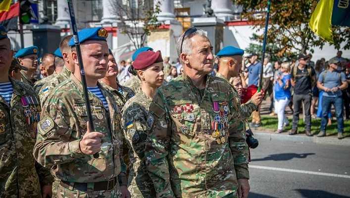 Виталий Баранов кіборг АТО
