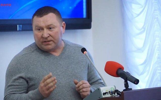 Віталій Нікулічев Обухів Старі Безрадичі