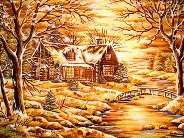 Где лучше покупать картины из янтаря?