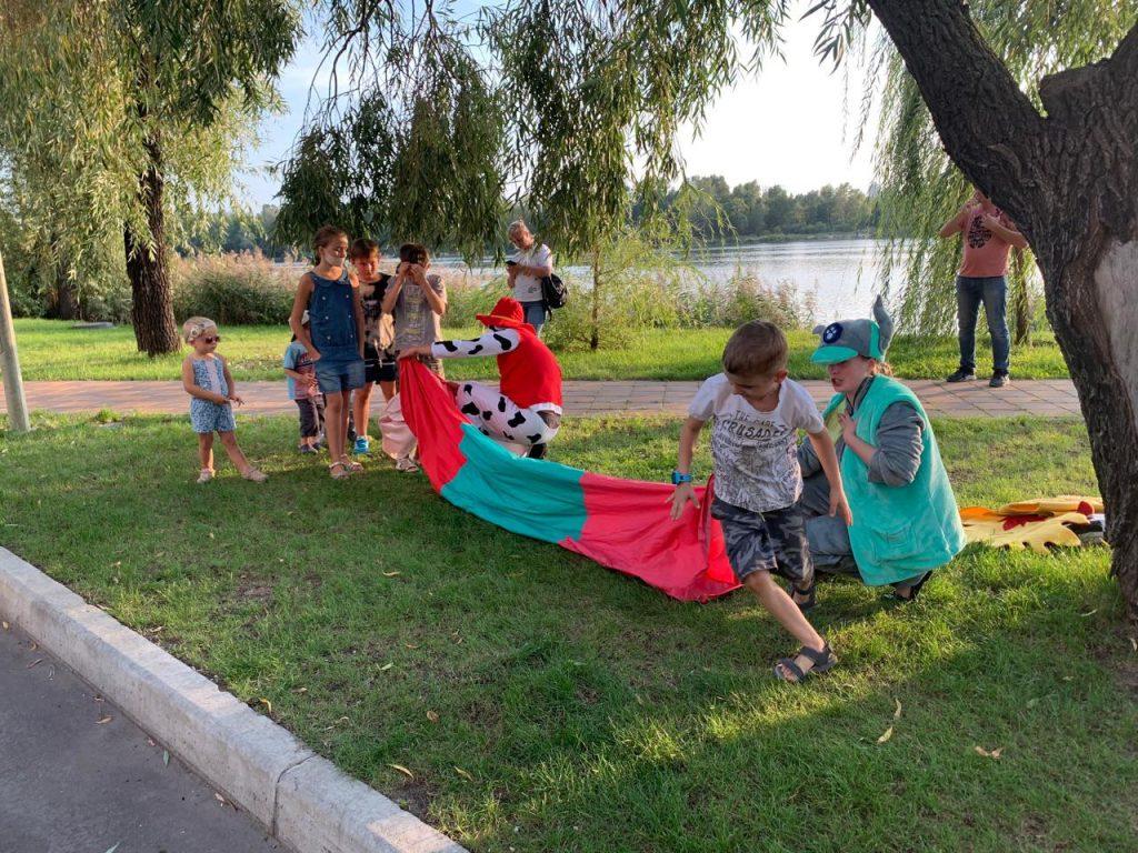 День фізкультури і спорту на Оболоні Михайло Хорошевський