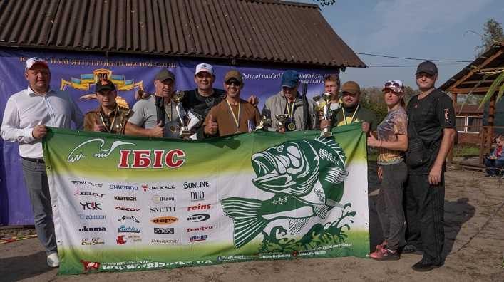 Кубок пам'яті Героїв Небесної Сотні - риболовний турнір
