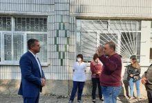 Народний обранець Ігор Молоток відвідав місто Білопілля та Ворожба