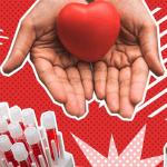 Більше крові: через карантин поменшало донорів