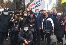 Нардеп Ігор Молоток підтримав підприємців під Верховною радою України