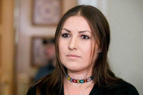 Софія Федина партія Європейська Солідарність