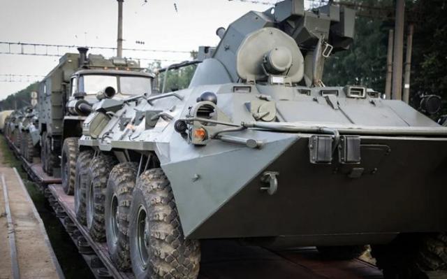 Найбільше з 2014 року у США стурбовані рекордною кількістю військ РФ на українському кордоні