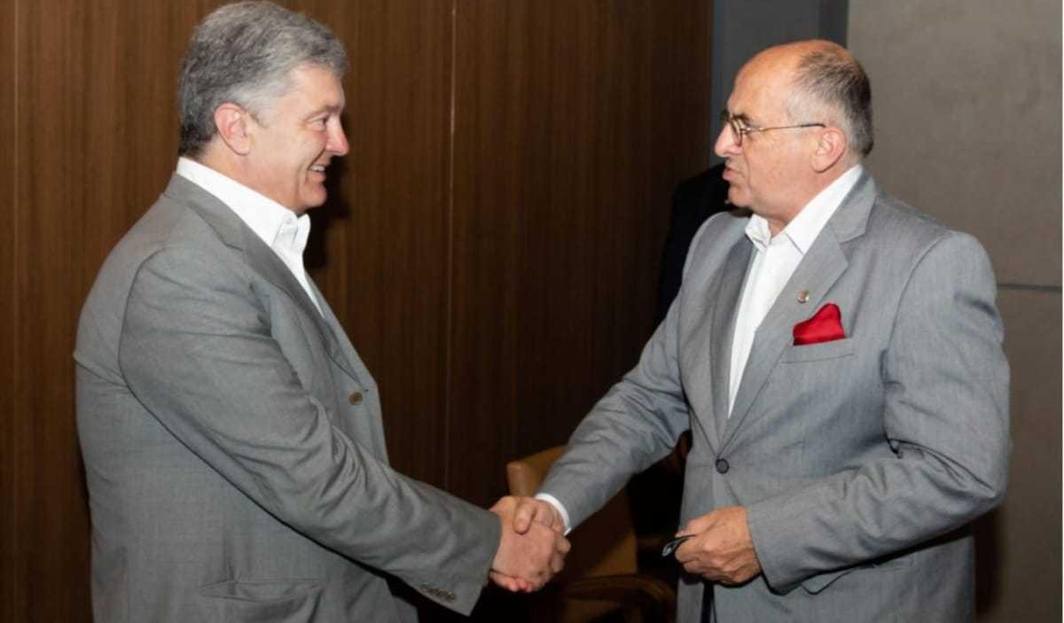 Северный поток-2 и деокупация Крыма: Порошенко рассказал, о чем говорил с министром иностранных дел Польши