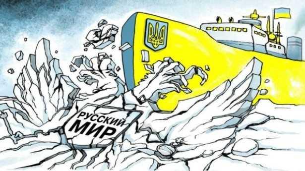 Російська стратегія – обман!