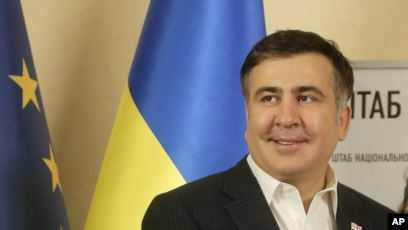 """Саакашвілі заявив, що """"частково виконав місію"""" в Україні"""