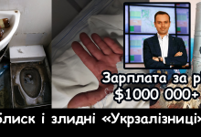 Ставленик Ахметова Олександр Перцовський пограбував Укрпошту та прийшов грабувати Укрзалізницю